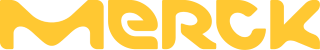MERCK LOGO Yellow RGB Mobile